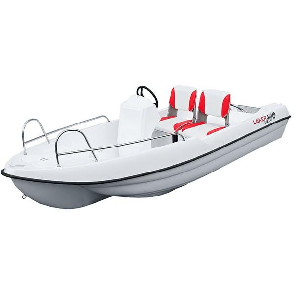 производство пластиковых лодок лакер